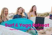 Chicks on Waves Yoga & Surf Weeks