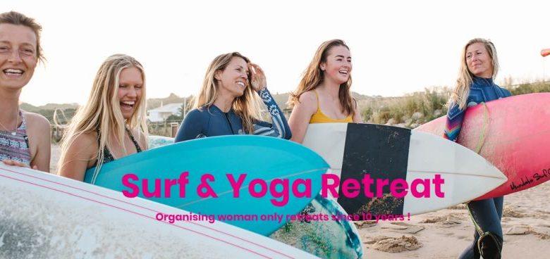 Chicks on Waves Yoga & Surf Weeks