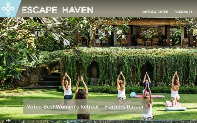 Escape Heaven, Bali