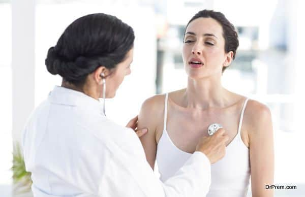 Routine medical checkup