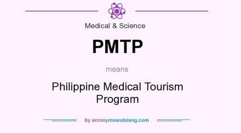 PMTP means - Philippine Medical Tourism Program