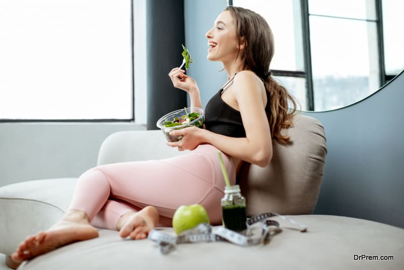 What you eat affects your gut