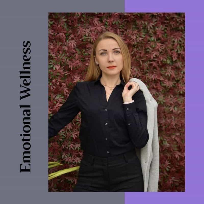Anna Guchok, Holistic Wellness Expert