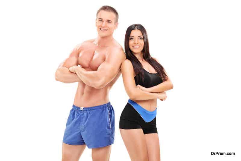 activity trending in self care is fitness pop-ups