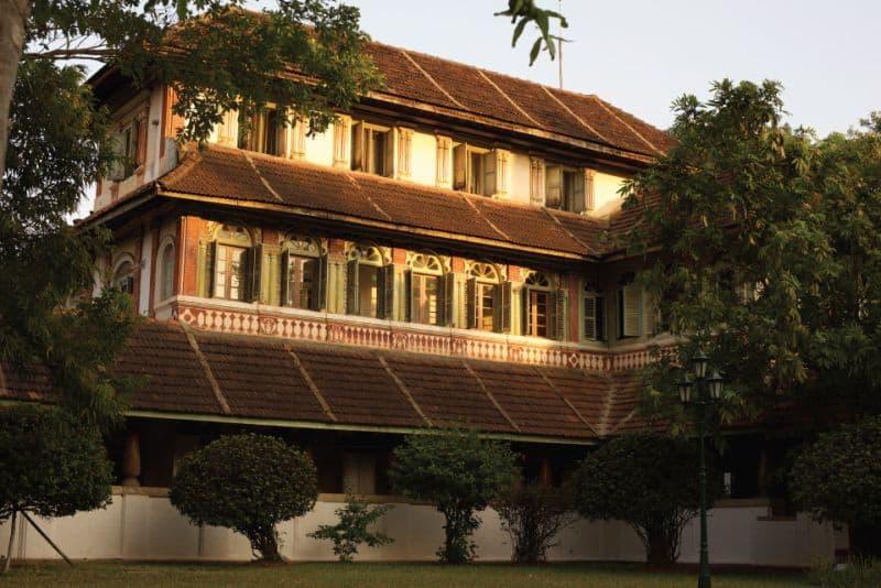 Kalari Kovilakom in Payyallur, Kerala