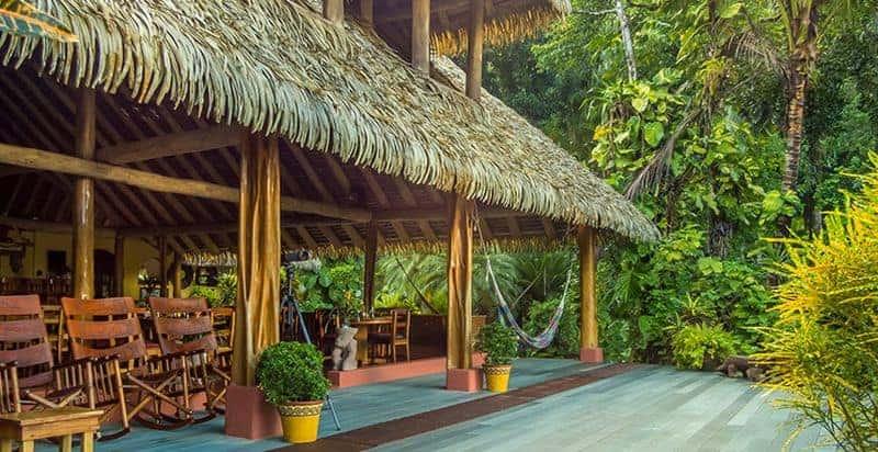 Luna Lodge costa rica