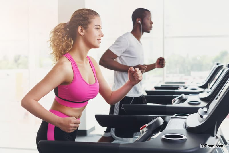 Mindfulness in fitness