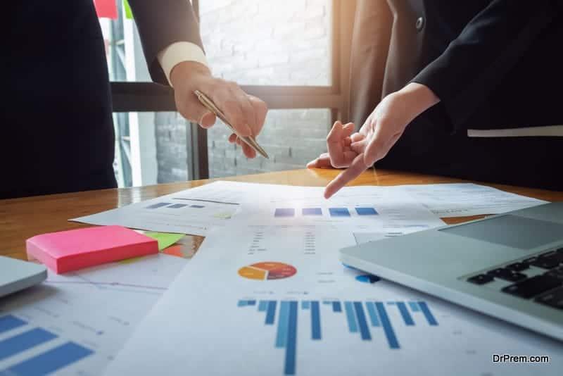 Economic business discussions
