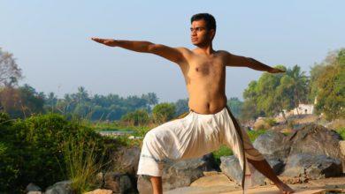Photo of Vital yoga poses or asanas for men