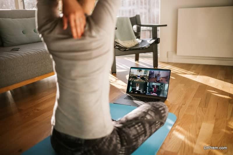 Virtual Wellness Retreat