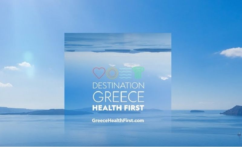 Greece launches 'Health first' tourism campaign