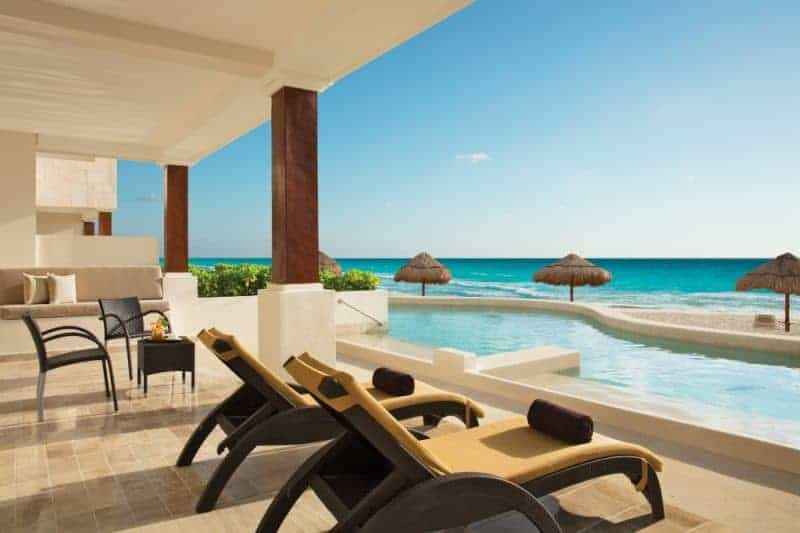 Now Resort, Sapphire Riviera, Cancun Mexico