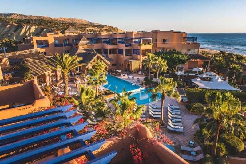 Paradise Plage, Morocco