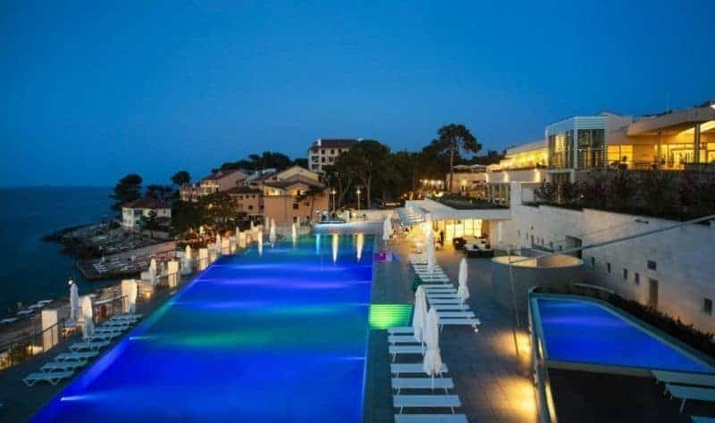 Vitality hotel, Punta, Croatia
