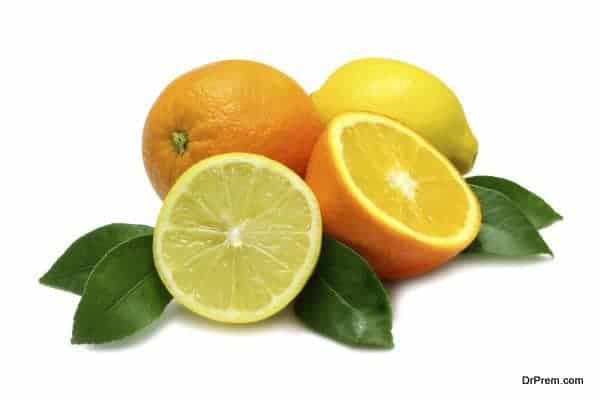 lemons flush away toxins