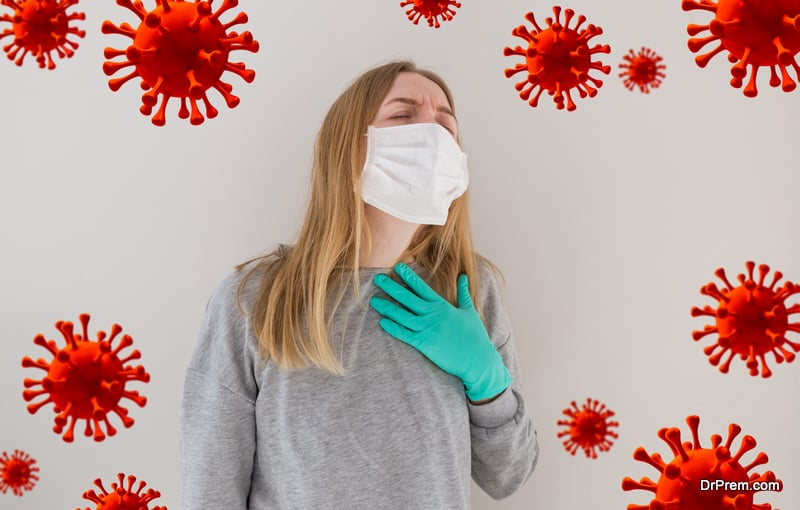 Fresh virus outbreaks