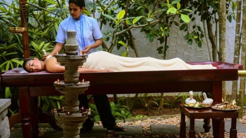 Niraamaya Retreats in Kovalam (Kerala)