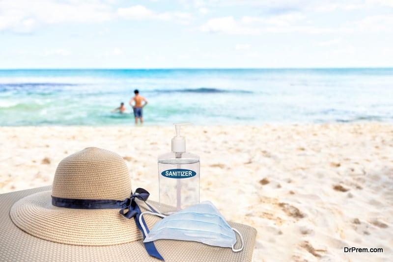 Vacationing in the New Normal after COVID-19 coronavirus