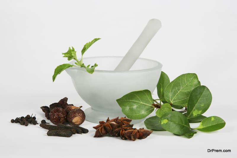 Resurgence of Ayurveda and nutraceuticals
