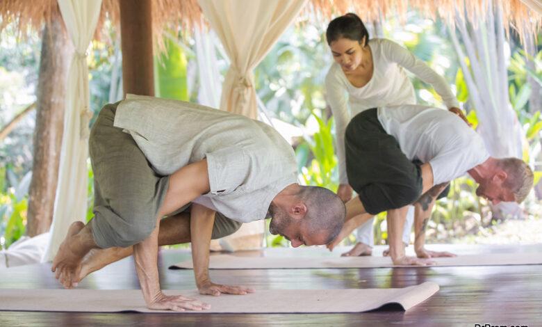 wellness resort services