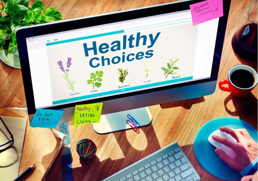 Developing Wellness Website