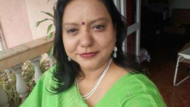 Dr. Renuka Yadav, the founder of Anvi Ayurvedic School, Goa
