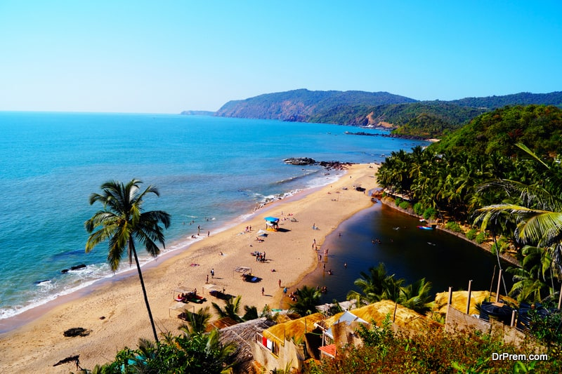 Goa is as an international tourist destination