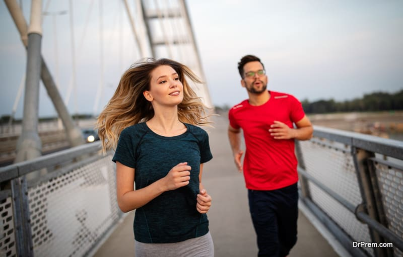 10-minute walk can uplift your body immunity
