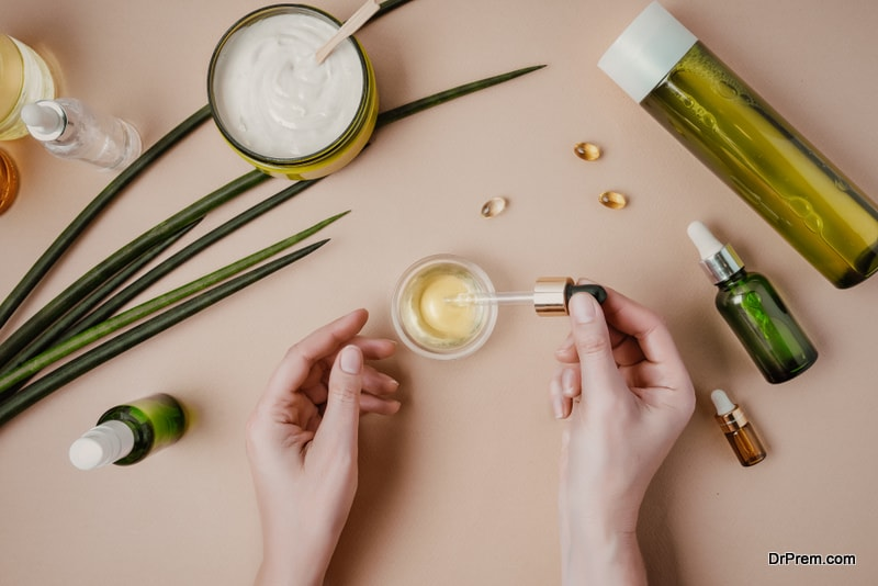 Touchless aromatherapy