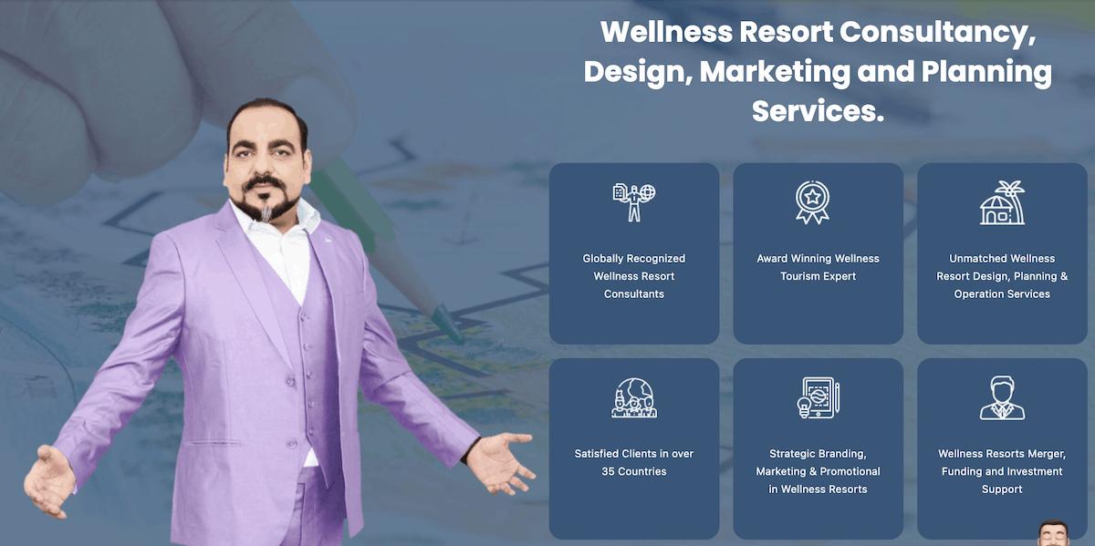 Dr Prem Wellness Resort Services and Guide
