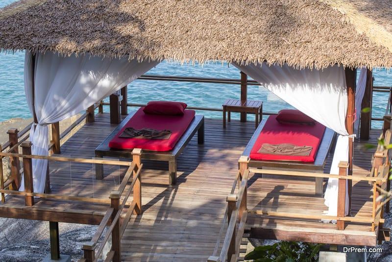 peaceful Wellness Resort