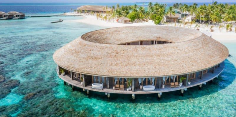 Kagi, Maldives Spa Island