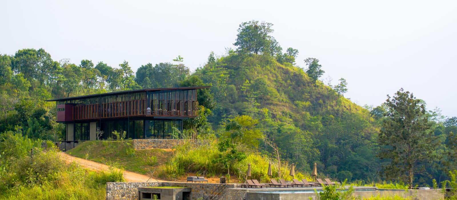 Santani Wellness Resort and Spa, Sri Lanka