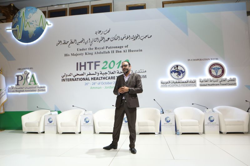 Dr.-Prem-shared-his-thoughts at IHTF 2019