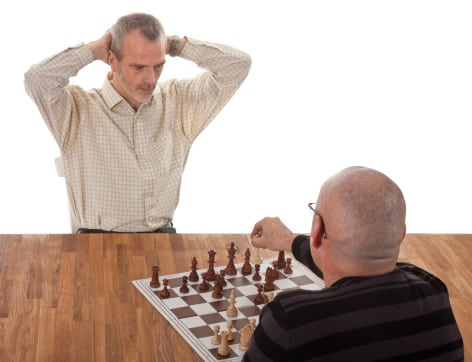 Lead your life the same way you will play a game of chess to be a winner