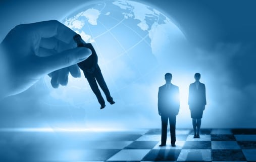 Play the corporate chess game to develop your career