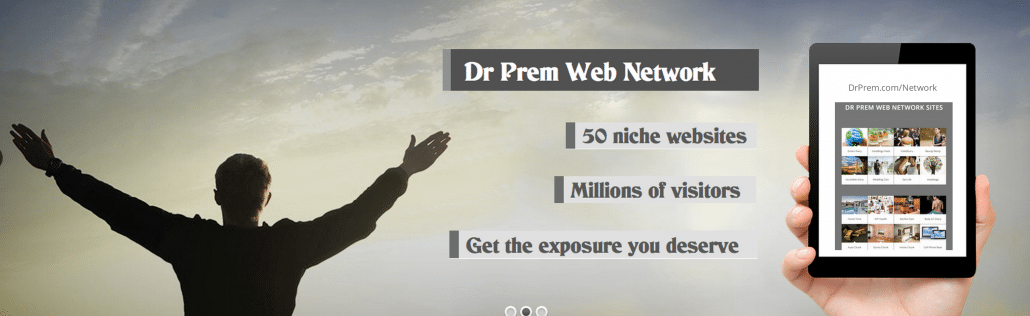 Dr Prem Network Sites