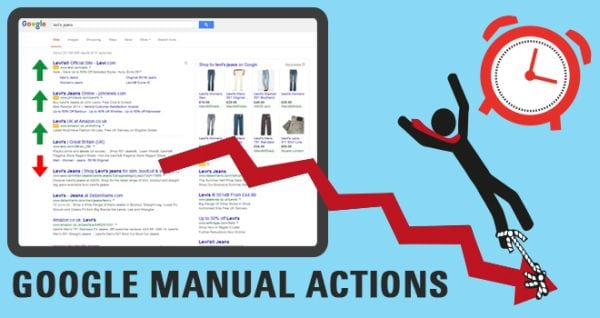 Manual Action Notification