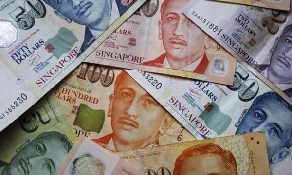 Rapid rise in Singapore economy