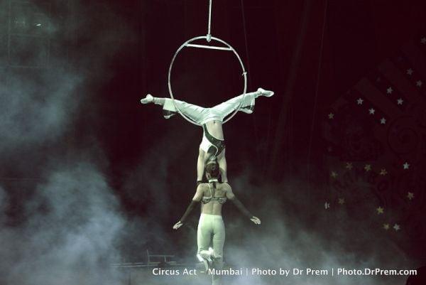 The balancing act Rambo Circus Mumbai-L