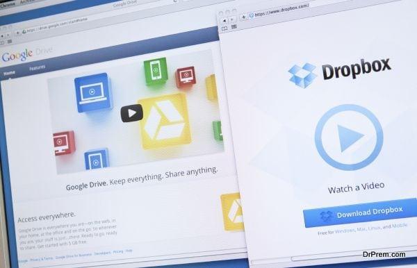 Dropbox-Office integration