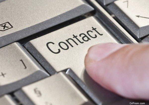 Contact key