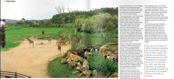 Dr Prem's Articles in Asia Traveller Magazine (3)