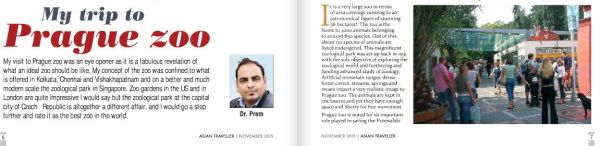Dr Prem's Articles in Asia Traveller Magazine (4)