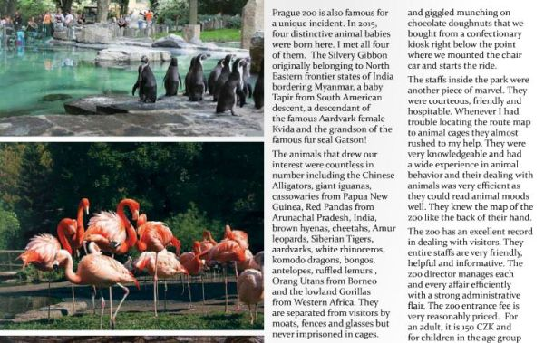 Dr Prem's Articles in Asia Traveller Magazine (5)
