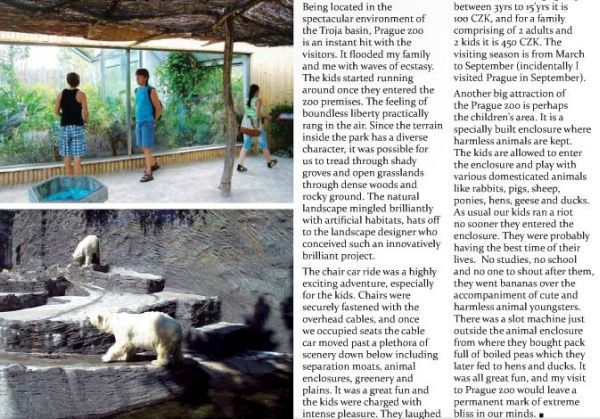 Dr Prem's Articles in Asia Traveller Magazine (6)