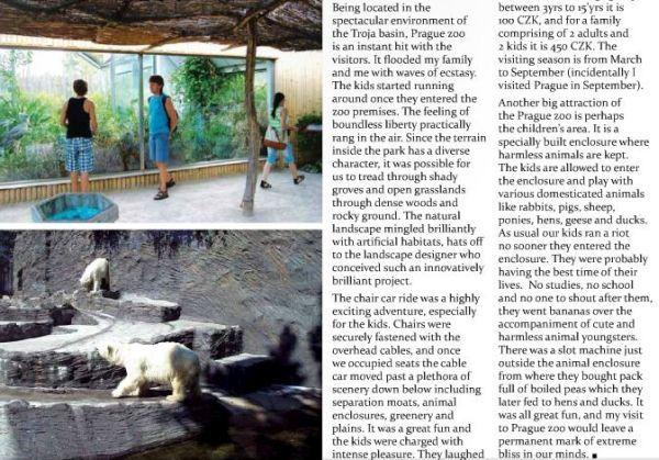 Dr Prem's Articles in Asia Traveller Magazine (6)