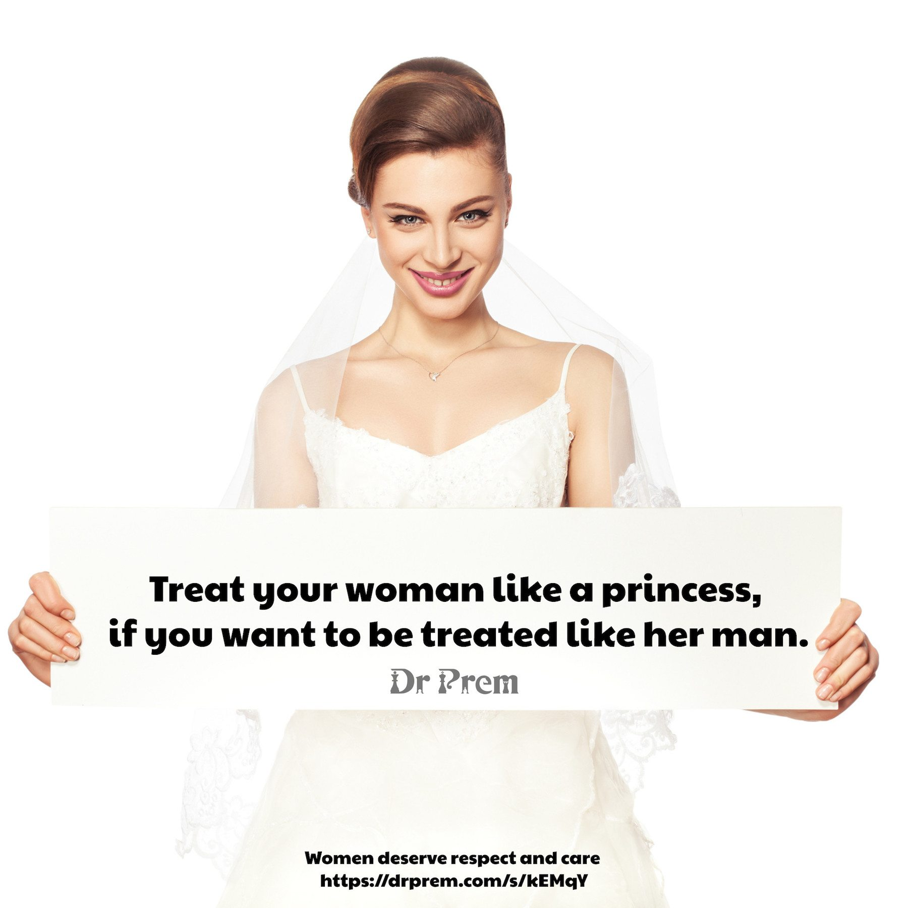 treat woman like princess