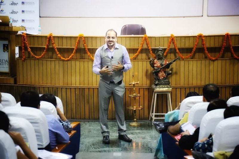 Dental-Tourism-workshop-with-Sharda-University