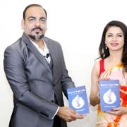 Dr Prem Jagyasi with Bhagyashri